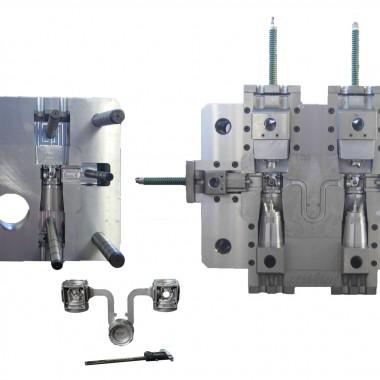 Stampo Pressofusione Alluminio - Aluminium Die Casting Mould