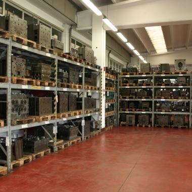 Magazzino Stampi -  Moulds Warehouse