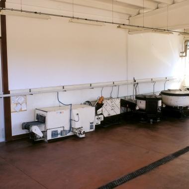 Reparto Vibratori - Vibrators Department
