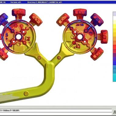 Simulazione Iniezione / Injection Simulation